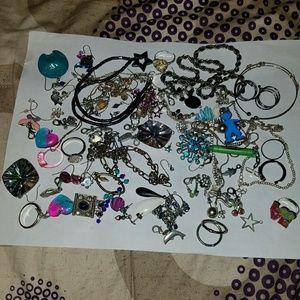 Junk Jewelry Bundle!